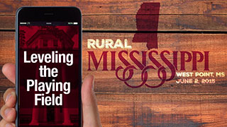 Leveling the Playing Field - Rural Mississippi